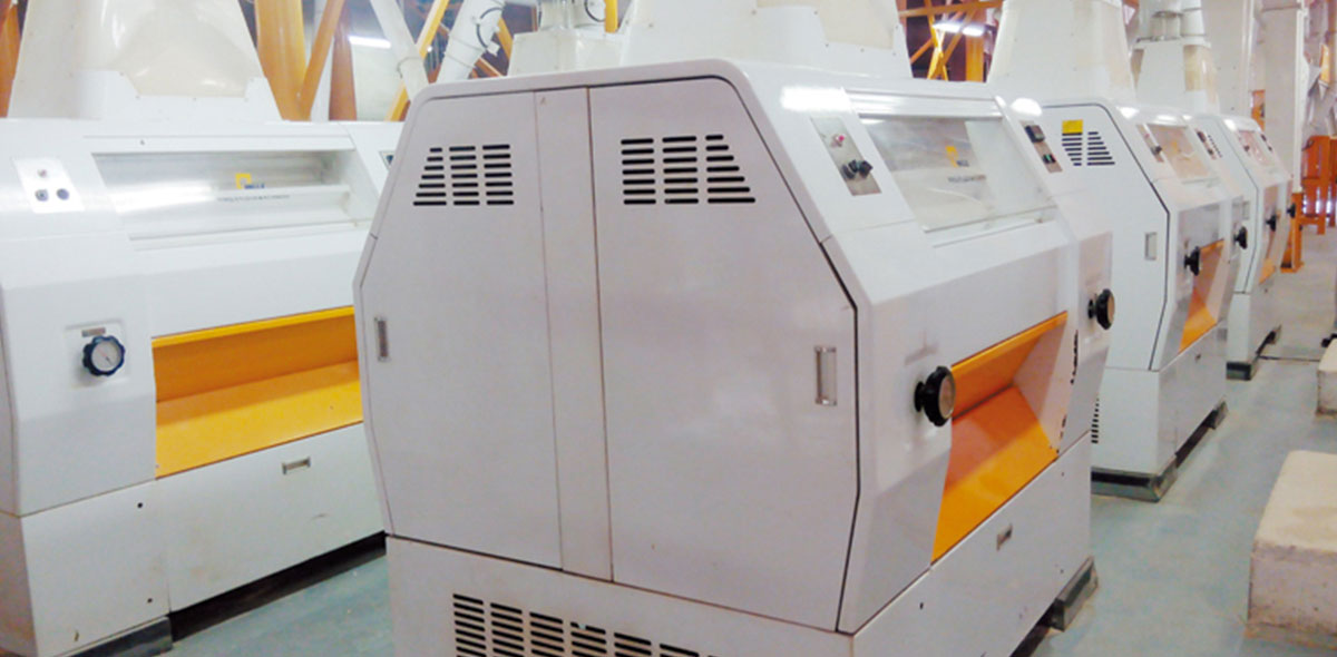 زامبیا 200TPD ذرت کارخانه فرز