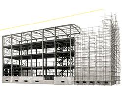 در سال 2008 موفق به طراحی خط تولید آردسازی با سازه های فلزی از نوع ساختمان در جهان