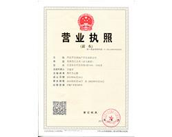 در سال 2013 تاسیس شرکت ساختمانی پینگ لی هه بی با مسئولیت محدود