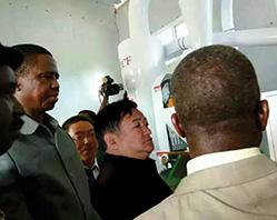 در سال 2015 امضا شدن پروژه خط تولید فرآوری ذرت با مولد های انرژی خورشیدی زامبیا، که بزرگ ترین سفارش شرکت در تاریخ خود می باشد