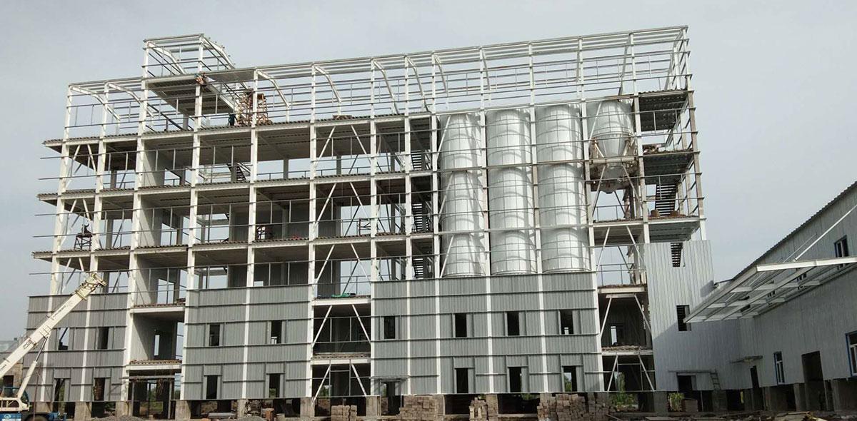 پروژه کلید در دست گندم با ظرفیت 200 تن در روز کامرون